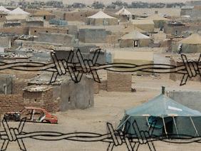 Los campamentos de la verguenza : Ultimo simbolo de un régimen Argelino complice.